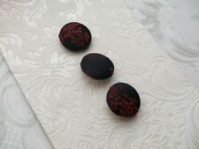 Fabric Upholstery Round Sewing Buttons