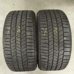 2 x Continental Winter Contact TS810 S 285/35 R20 104V N0 Winterreifen 2214 7mm