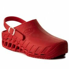 Dr. Scholl's Clog Evo Calzature Professionali Rosso