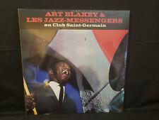 Art Blakey Jazz Messengers Club Saint Germain Lee Morgan Sealed New Vinyl 3 LP