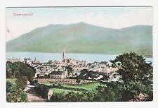 Warrenpoint,No.Ireland,Bi rd's Eye View of Town,County Down,c.1909
