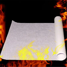 Flash Paper Fire Game Magic Trick Stage Adult Creative Gift White Color