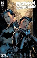 BATMAN CATWOMAN #6 - Jim Lee & Scott Williams Cover B - NM - DC - Presale 08/17