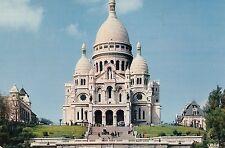 BF21717 la basilique du sacre coeur de montmartre paris france  front/back image