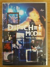 Depeche Mode DVD Touring the Angel - Live in Milan concert 2006 Electronic, Rock