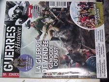 18$$ Revue Guerres & Histoire n°42 Guerre de Vendée / Kurt Klusmeier / NANKIN