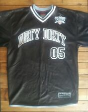 Men's Vintage Fubu Jersey 05 Dirty South City Series Collection Large+Tag
