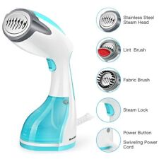 Beautural 1200W Handheld Clothes Garment Steamer Portable Travel and Home Use