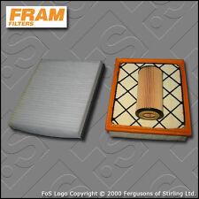 SERVICE KIT FORD MONDEO MK4 2.5 PETROL FRAM OIL AIR CABIN FILTERS (2007-2014)