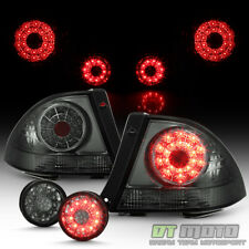For Smoke 2001-2005 Lexus IS300 Lumiled LED Tail Lights+LED Inner Trunk Lamp 4pc