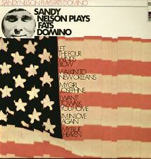 Sandy Nelson Plays Fats Domino / LP