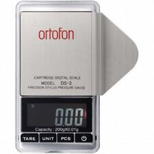 Ortofon DS-3 Digital Stylus Tracking Force Pressure Scale