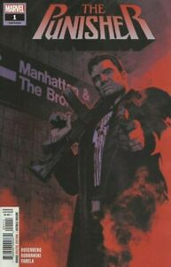 PUNISHER #1 LGY 229 NM.