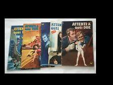 ATTENTI A QUEI DUE serie completa 1/5 dal 1975