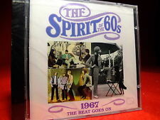 The Spirit of The 60s  1967 THE BEAT GOES ON Time Life  TL 531/15  CD NEU  OVP *