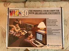 Commodore Vic 20 The Friendly Computer Vintage Rare Box Only