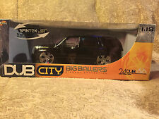 Jada Toys 2002 Dub City Cadillac Escalade 1:18 Diecast Car