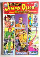 1967 Jimmy Olson  #104 DC 80 Page Giant Comic Book- FREE S&H (C5435)