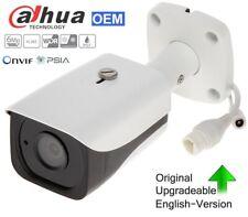 Dahua 6MP WDR Mini Network Bullet IP CCTV Camera 2.8mm Micro-SD Memory External
