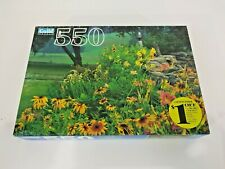 Guild Jigsaw Puzzle 550 Piece Flowers Border Planting New