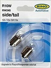 Renault Clio Number Plate Light Bulbs (Ring) 1991-2006 (245)