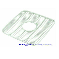 """Sink Protector Mat, 12"""" X 11"""", ivory Kitchen Accessories NEW"""