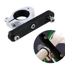 Bike Bicycle Water Bottle Cage Holder Clamp Clip Cycling Handlebar Bracket Mount