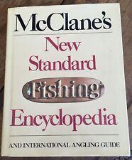McClane's New Standard Fishing Encyclopedia & International Angling Guide c.1974
