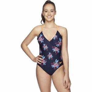 Speedo Teen Girls Eco Frill Swimsuit 40% OFF RRP!