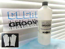 CLEAR GROOVE XL - 1L RCM FLUID for record cleaning machine