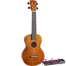 Mahalo Hano Series Concert Ukulele with Bag - Natural - MH2VNA