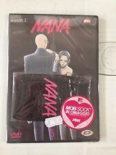 DVD NANA SEASON 2 VOL.5 CON GADGET MOB SOCK - DYNIT - NUOVO CELOFANATO