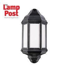 Robus KERRY 7W LED Half Lantern IP44 Black 4000K - RKE00740-04