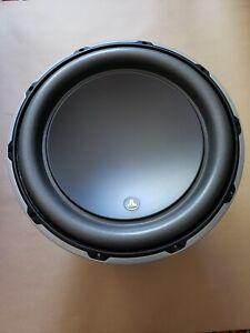 JL Audio Subwoofer -- 13W6v2-D4 -- 13w6 -- Excellent Condition