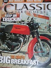 Classic Bike Guide 05/08 BSA Golden Flash Test, Bultaco, AJS  Model18 500 Single