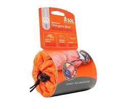 SURVIVE OUTDOORS LONGER® (SOL) Emergency Bivvy (Heatsheet / Abri / Shelter)