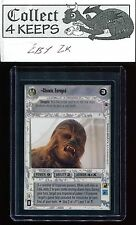 Star Wars CCG Reflections 3 III: Chewie Enraged (SWCCG) *F*