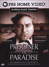 NEW Prisoner of Paradise Kurt Gerron PBS Biography Documentary Jewish Nazi DVD