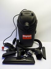 Dayton 1TFX2 Backpack Vacuum Cleaner **MissingBack Pack**
