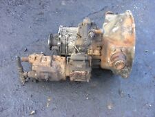 ZF S 5 24/3 GEARBOX (FROM FORD CARGO ENGINE) WITH HYDRAULIC PTO PUMP