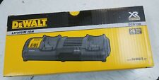 Dewalt DCB132-QW XR Dual Port Battery Charger,  Europe Version in retail box