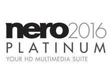 N233085 Nero 2016 Platinum ES