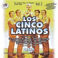 LOS CINCO LATINOS Vol.2-2CD