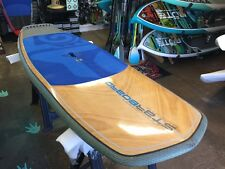 """2017 Starboard Hyper Nut 7' 2"""" X 28"""" 105L Pine Tech SUP Stand Up Paddleboard"""