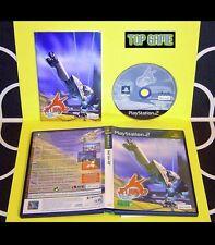 JET ION GP - Jeu Sony PS2 Tbe - (Shoot PlayStation 2) -