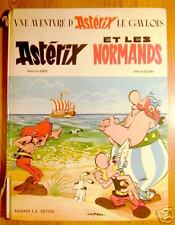 ASTERIX ET LES NORMANDS - EO Dargaud 1966