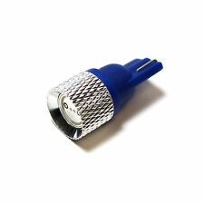 VOLVO 960 MK2 501 W5W BLU INTERNI Lampadina Cortesia Led Luce SUPERLUX Upgrade