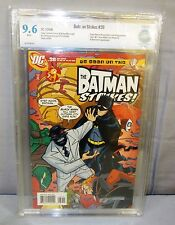 BATMAN STRIKES #39 (Harley Quinn & Poison Ivy) CBCS 9.6 DC 2008 cgc
