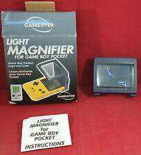 Gamester Light Magnifier Game Boy Pocket