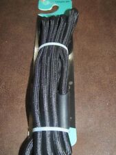 """PET TRENDS - 6' ROPE DOG LEASH - UP TO 65 LBS..BLACK, """" FREE SHIPPING """"  (RM-2)"""